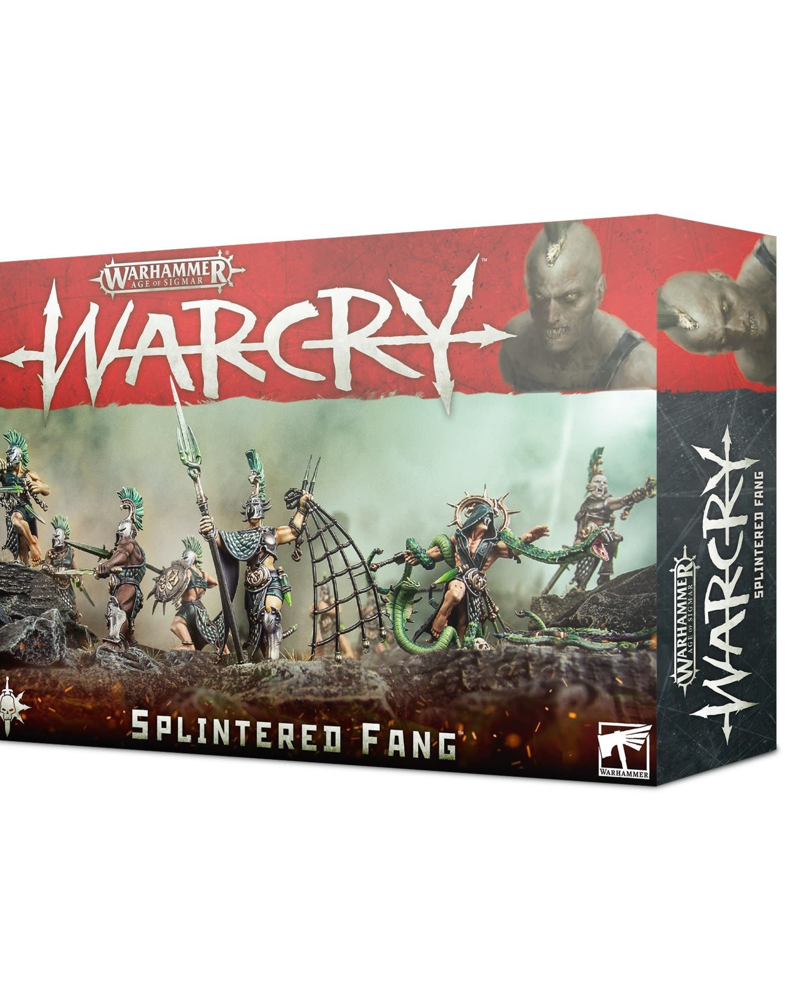 Games Workshop WARCRY: THE SPLINTERED FANG