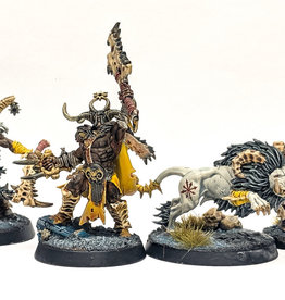 Games Workshop Warcry: Untamed Beasts