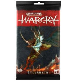 Games Workshop WARCRY SYLVANETH CARDS