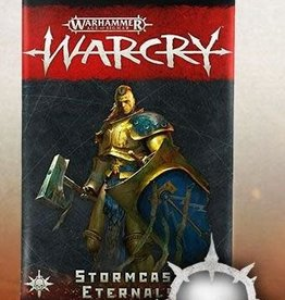 Games Workshop Warcry Stormcast Eternals Cards