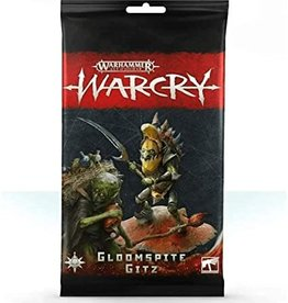 Games Workshop Warcry Gloomspite Gitz Cards