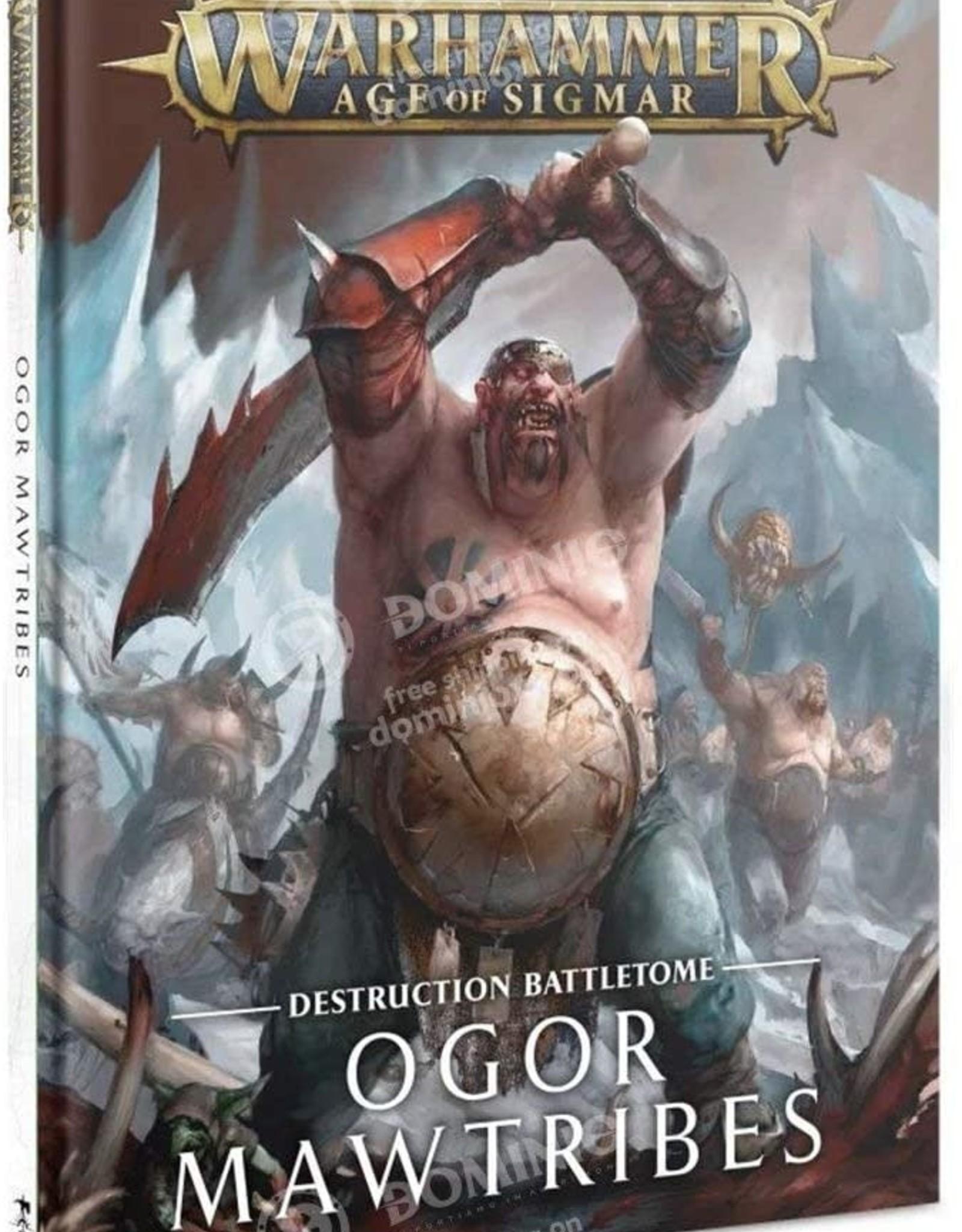 Games Workshop AoS: Battletome Ogor Mawtribes