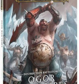 Games Workshop AoS: Battletome Ogor Mawtribes