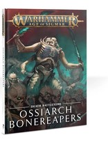 Games Workshop AoS: B/Tome Ossiarch Bone