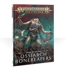 Games Workshop B/TOME: OSSIARCH BONEREAPERS (HB) ENG
