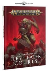 Games Workshop AoS: Battletome: Flesh Eater Co