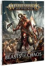 Games Workshop BATTLETOME: BEASTS OF CHAOS (HB) (ENG)