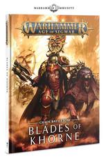 Games Workshop BATTLETOME: BLADES OF KHORNE (HB) (ENG)