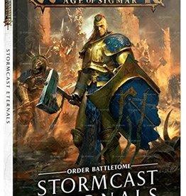 Games Workshop AoS Battletome Stormcast Eternals