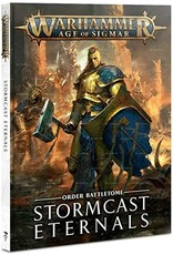 Games Workshop AoS Battletome Stormcast Eternals