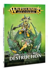 Games Workshop AoS Grand Alliance Destruction Book