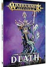 Games Workshop AoS Grand Alliance Death Book