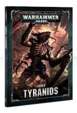 Games Workshop CODEX: TYRANIDS (HB) (ENGLISH)