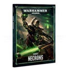 Games Workshop CODEX: NECRONS (HB) (ENGLISH)