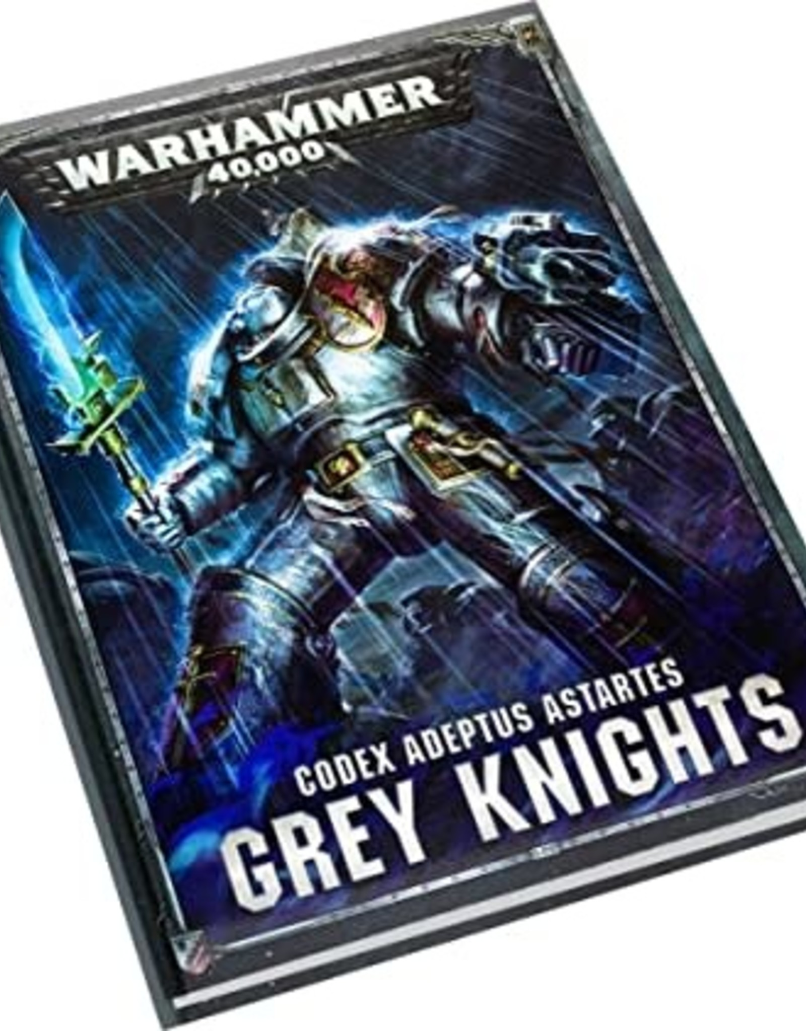 Games Workshop CODEX: GREY KNIGHTS (HB) (ENGLI