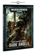 Games Workshop CODEX: DARK ANGELS (HB) (ENGLIS