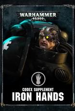 Games Workshop Codex Supplement Iron Hands