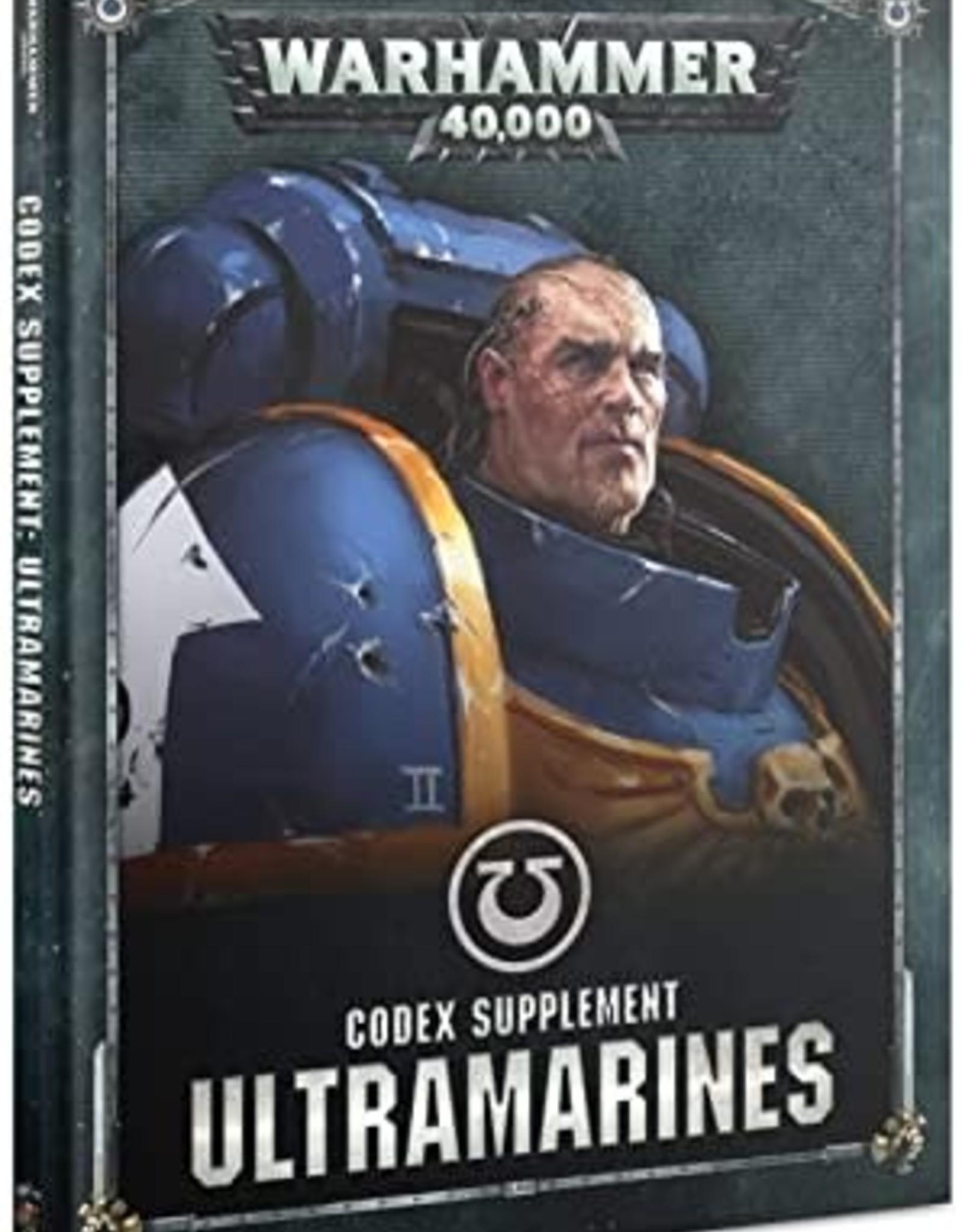 Games Workshop Codex Ultramarines