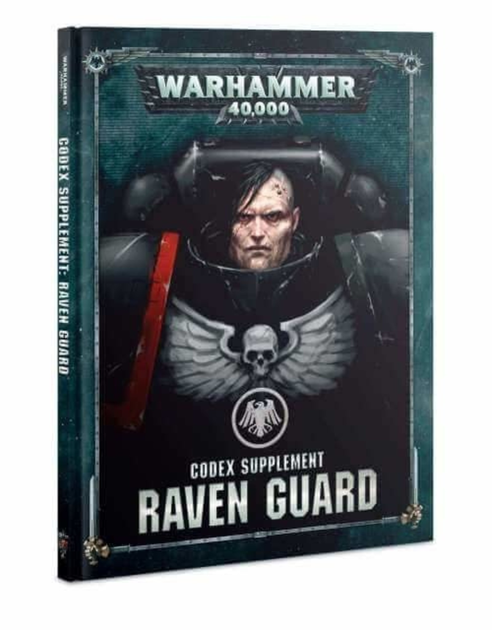 Games Workshop Codex Supplement Raven Guard