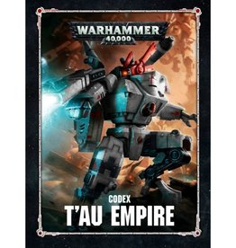 Games Workshop WH40K: T'au Empire Codex