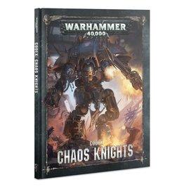 Games Workshop W40K Chaos Knights Codex