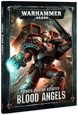 Games Workshop 40k Blood Angels Codex