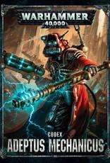 Games Workshop CODEX: ADEPTUS MECHANICUS (HB) (ENGLISH)