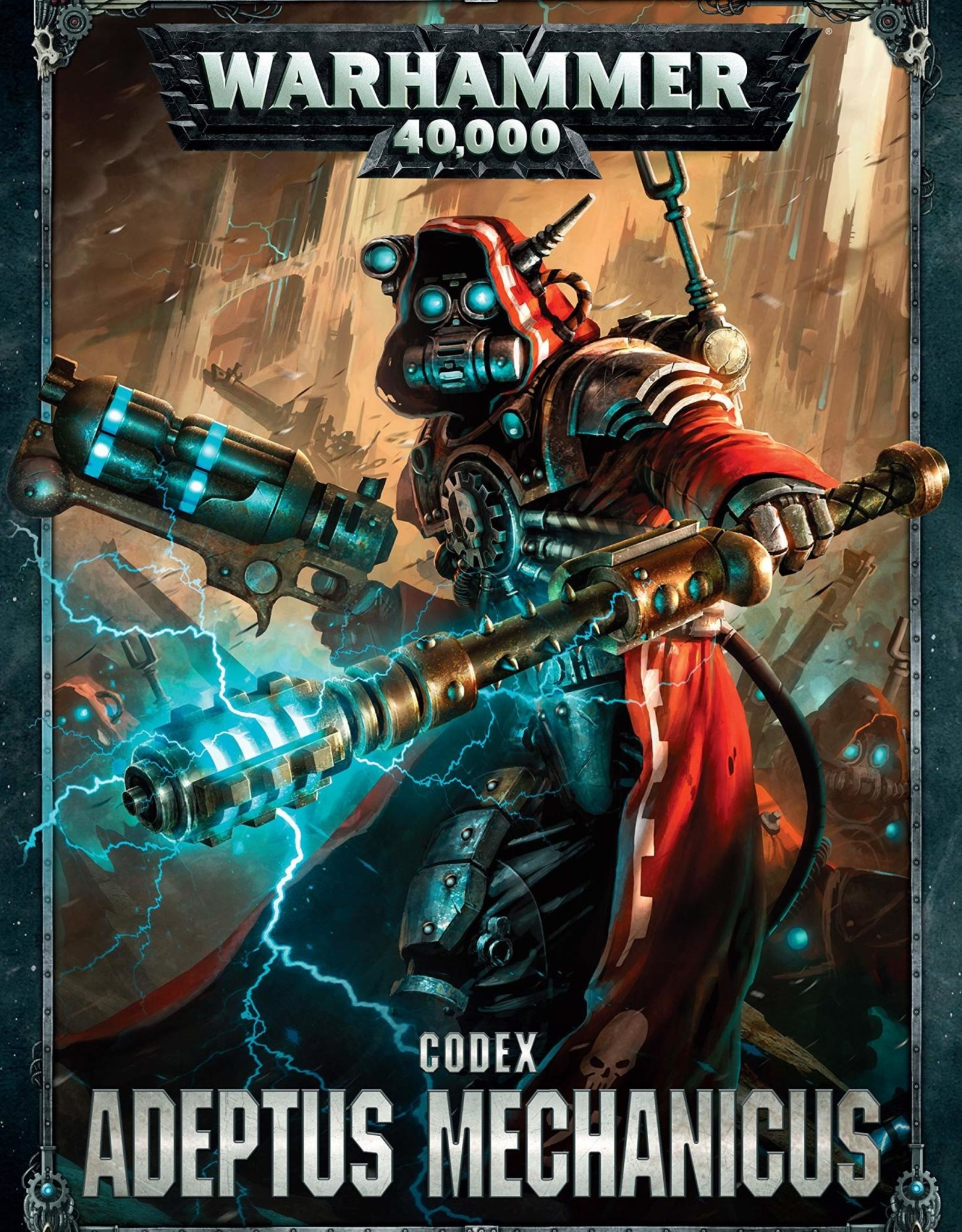 Games Workshop CODEX: ADEPTUS MECHANICUS (HB)