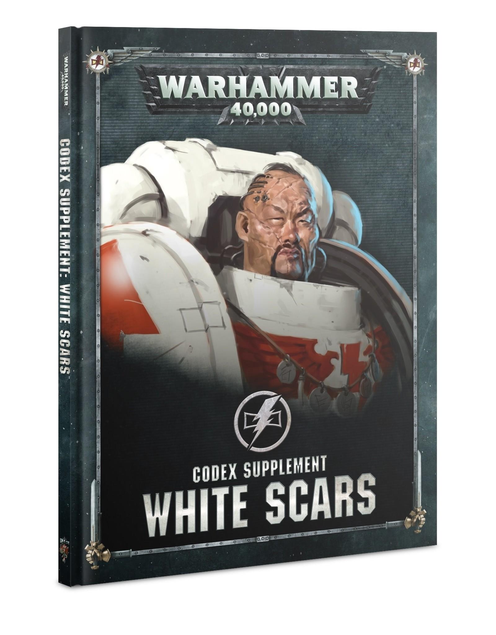 Games Workshop Codex White Scars