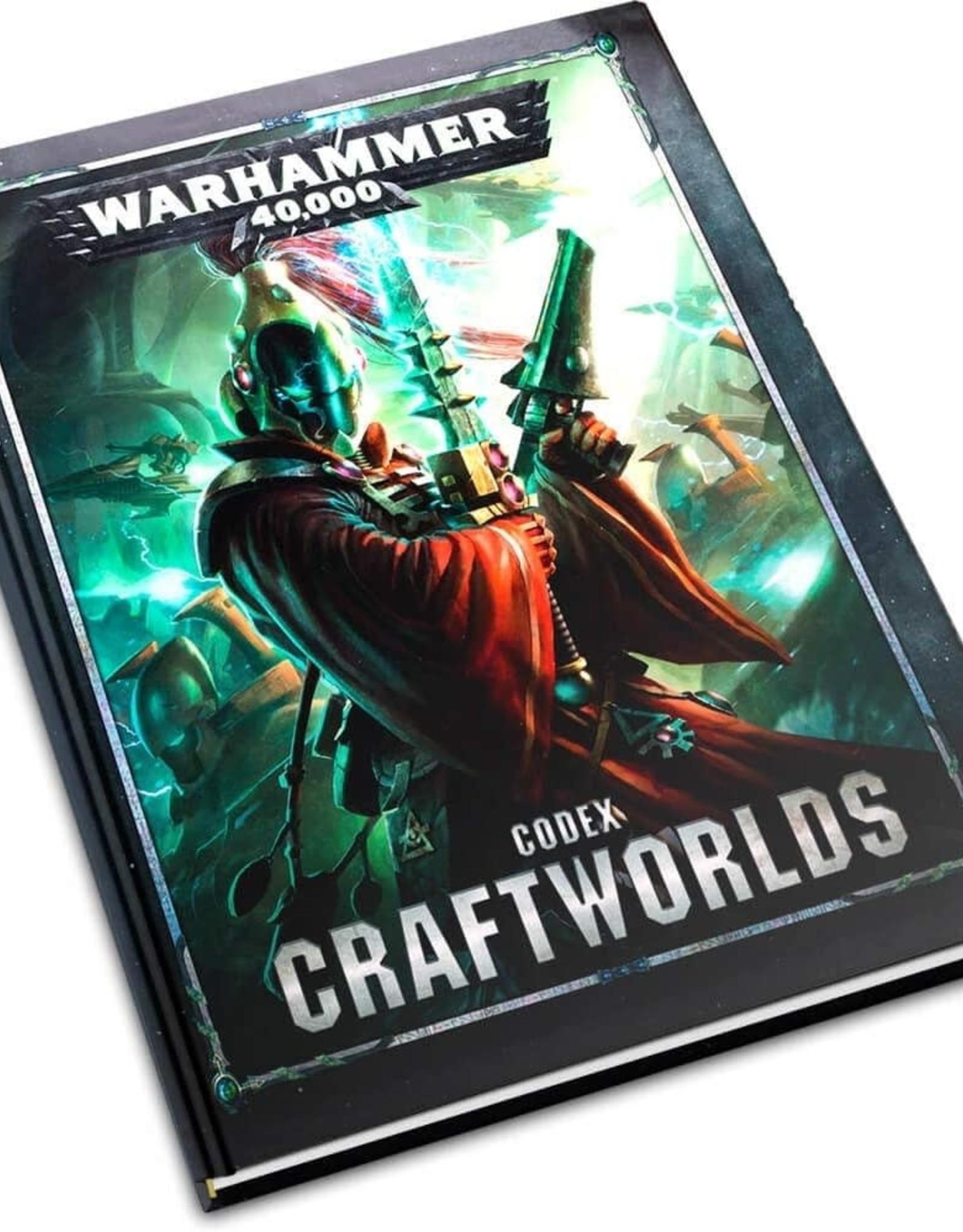 Games Workshop CODEX: CRAFTWORLDS (HB) (ENGLISH)