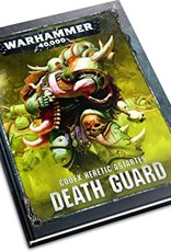 Games Workshop CODEX: DEATH GUARD (HB) (ENGLIS