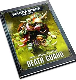 Games Workshop CODEX: DEATH GUARD (HB) (ENGLIS
