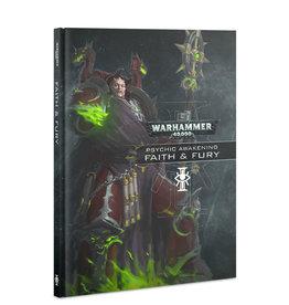 Games Workshop W40K Psychic A: Faith & Fury