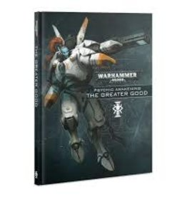Games Workshop WH 40k Psychic Awakening The Greater Good