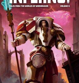 Games Workshop INFERNO! VOLUME 4 (PB)