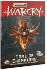 Games Workshop WH AoS Warcry Tome of Champions