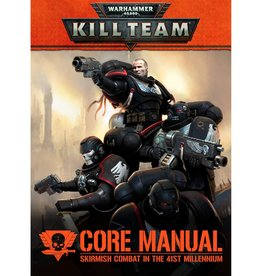 Games Workshop WH40K: KILL TEAM CORE MANUAL (ENGLISH)