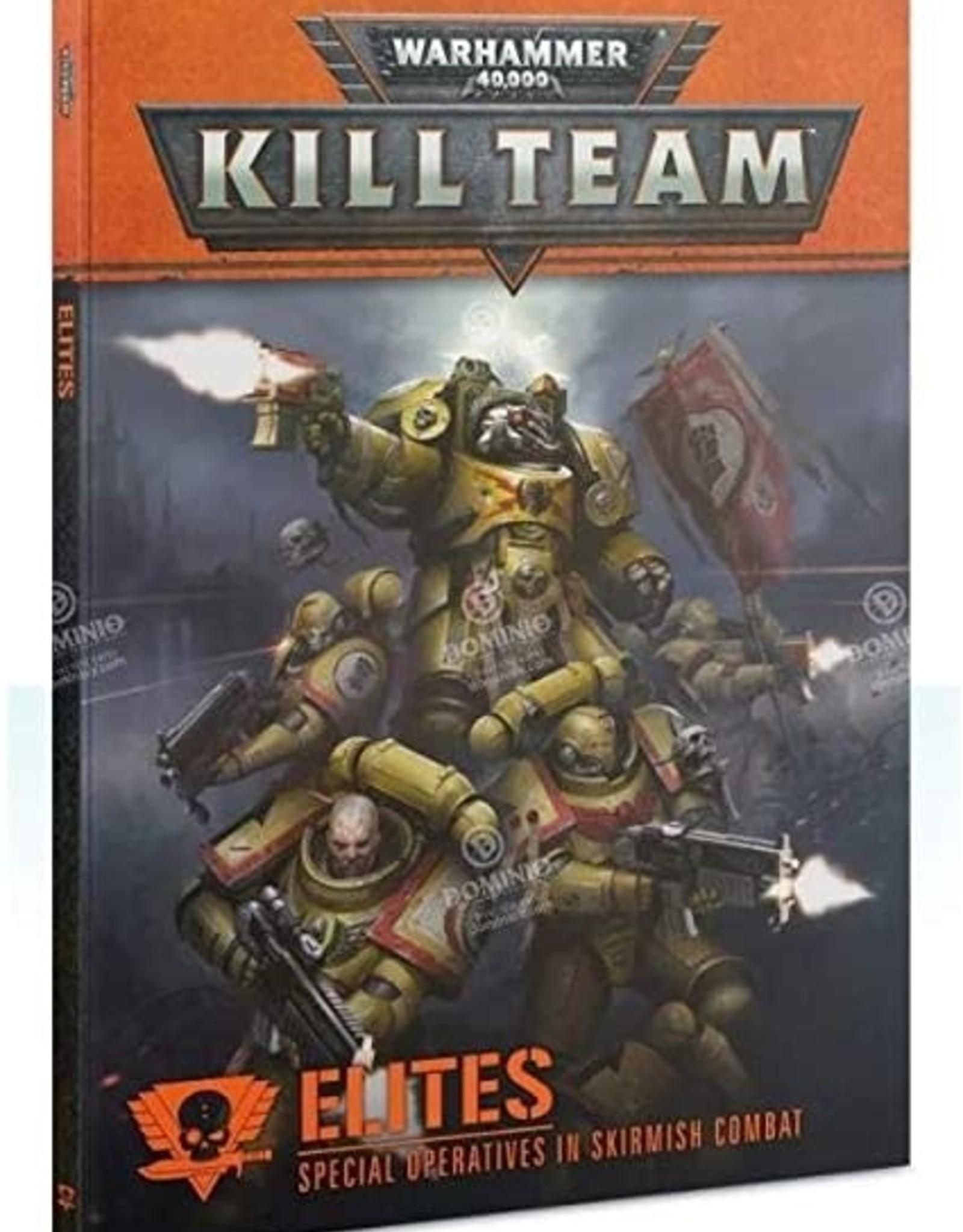 Games Workshop KILL TEAM: ELITES (ENGLISH)