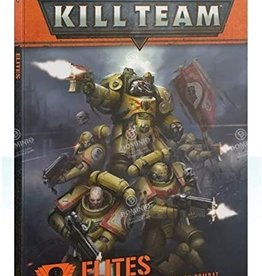 Games Workshop KillTeam Elites Book