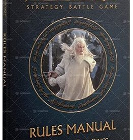 Games Workshop MIDDLE-EARTH SBG RULES MANUAL (ENGLISH)