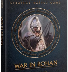 Games Workshop LotR MidEarth War in Rohan