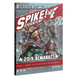 Games Workshop WH BB Spike! 2019 Almanac!