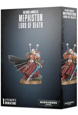 Games Workshop Blood Angel Mephiston Lord of Death