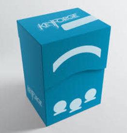 Asmodee Keyforge Gemini Deck Box Blue