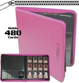 Dex Protection Dex Binder 12 Zipper Pink