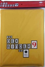 Dex Binder 9 Yellow