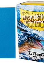Arcane Tinmen Dragon Shield Matte Sapphire (100)