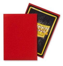 Arcane Tinmen Dragon Shield Matte Crimson (100)