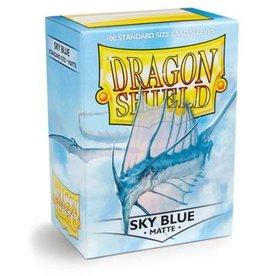 Arcane Tinmen Dragon Shield Matte Sky Blue (100)