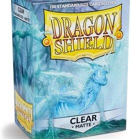 Arcane Tinmen Dragon Shield Matte Clear (100)